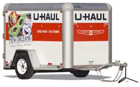 haul  cargo trailer rental