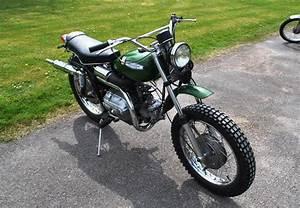 Ref 261 1964 Harley Davidson Aermacchi 250 Sprint H Model