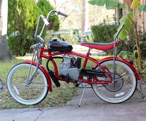 south dakota custom built motorized bicycles march