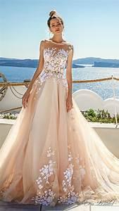 eva lendel 2017 wedding dresses santorini bridal With blush wedding dresses 2017