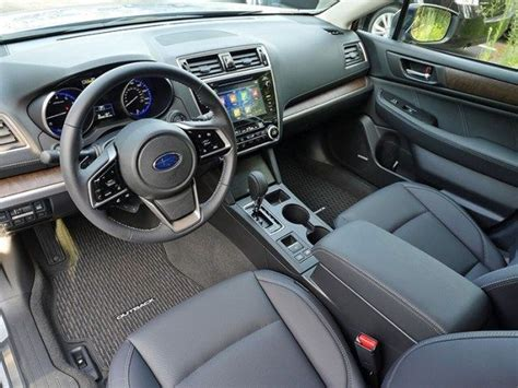 subaru outback  touring interior car  trend