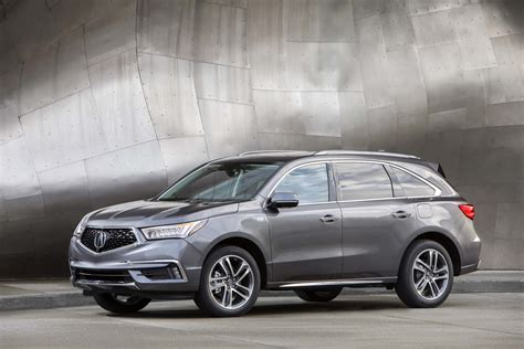 2019 Acura Mdx Review, Ratings, Specs, Prices, And Photos