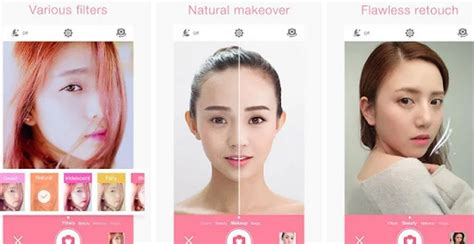 selfie camera android apps  beautify  face