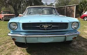 1964 1/2 Ford Mustang Convertible - Bullitt Classic Cars