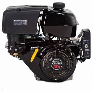 Lifan 1 In  13 Hp 389cc Ohv Electric Start Horizontal