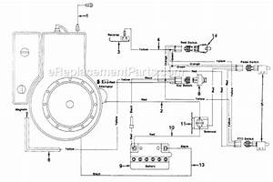 Mtd 130-548-000 Parts List And Diagram