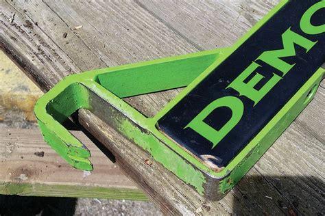 greentek tools demo dek demolition tool professional
