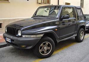 Ssangyong Korando 1997-2005 Service Repair Manual