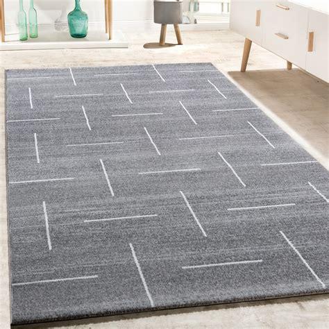 Designer Teppich Grau designer teppich modern grau teppichcenter24