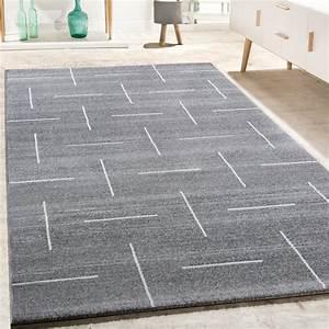 Teppich Wohnzimmer Grau : designer teppich modern grau design teppiche ~ Markanthonyermac.com Haus und Dekorationen
