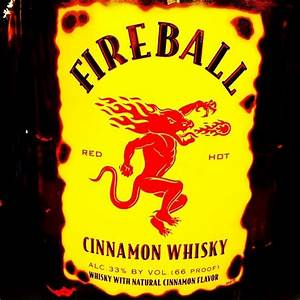 Fireball Whiskey Logo Printable Related Keywords ...