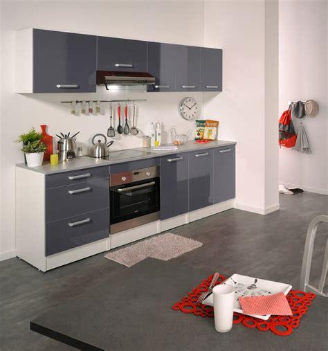 meubles cuisine bas meuble bas de cuisine contemporain 80 cm 2 portes 2