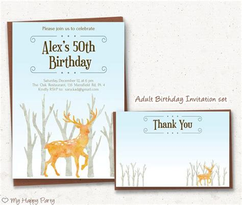 birthday invitation card template for adults 82 best birthday invitation images on