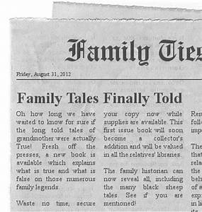 create your own newspaper template - create your own newspaper story