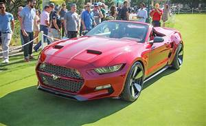 Galpin Ford Mustang Rocket Speedster - The Awesomer
