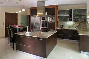 Comptoir de cuisine — Comptoirs Granite Quartz Kitchen