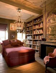 Bedroom, Libraries, For, Book, Lovers