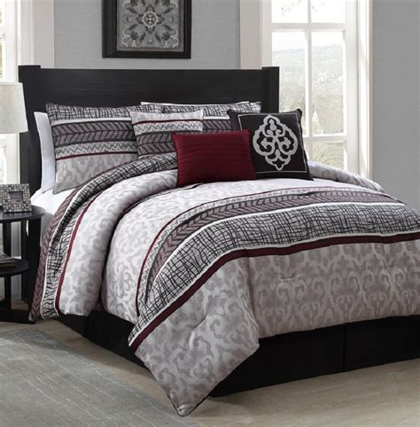 King Size Bedroom Comforter Sets by New Luxurious 7 King Size Bed Comforter Set Bedroom