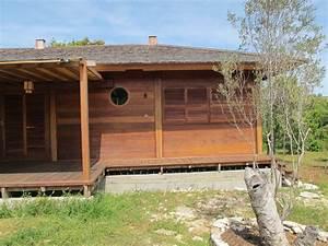 Villa construction bois avec Mobiteck maison bois massif