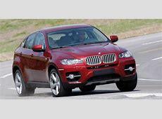2009 BMW X6 xDrive50i V8 twin turbo