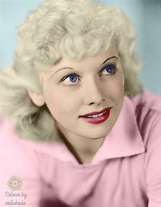 Lucille Ball | Tinting History