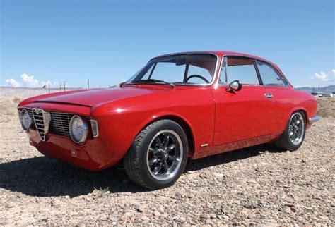 Alfa Romeo Giulia Sprint Gt by Restored 1965 Alfa Romeo Giulia Sprint Gt For Sale On Bat