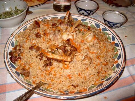 cuisine wiki uzbek cuisine