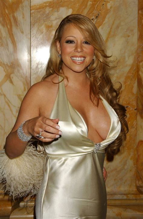 Mariah Carey Bra Size