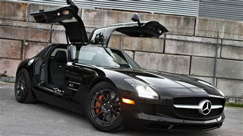 Most Beautiful Mercedes-benz Sls Amg Wallpaper