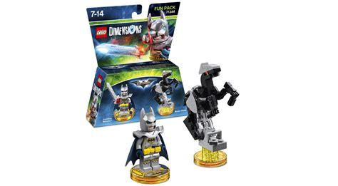 Lego Dimensions The Lego Batman Movie And