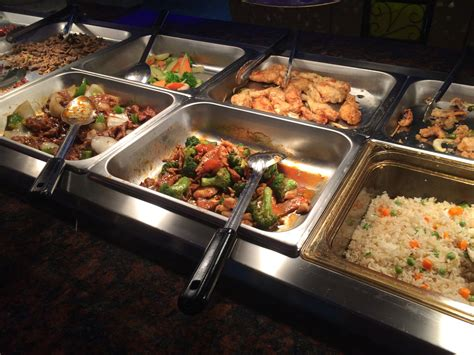 buffet cuisine buffet an buffet we actually like