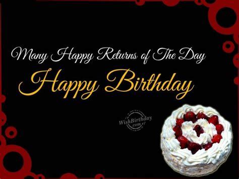 Many Happy Returns by Many Happy Returns Of The Day Wishbirthday