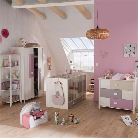 aubert chambre b best chambre de bebe fille photo contemporary seiunkel