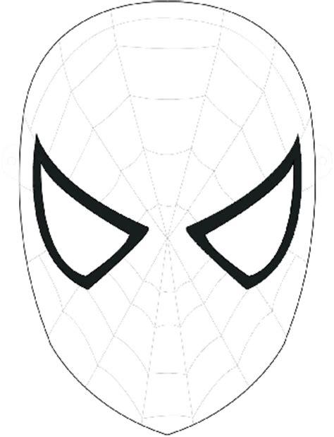 spider man face   clip art  clip