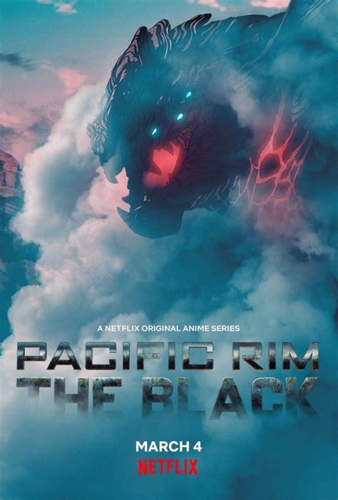pacific rim  black netflix presenta tres kaijus