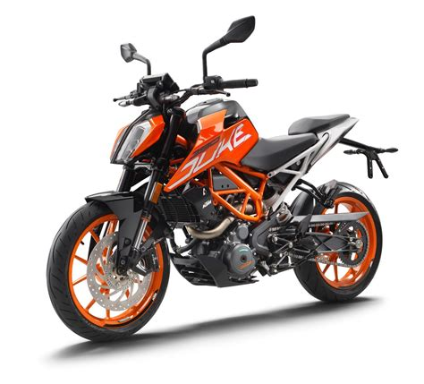 New Ktm Duke 250 by The New 2017 Ktm Duke 200 250 And 390 Launched The Wheelz