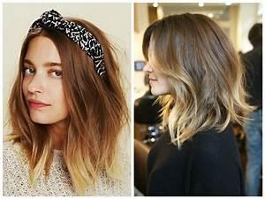 Coloration Cheveux Court : l 39 ombr hair cheveux court un look qui va vous faire craquer ~ Melissatoandfro.com Idées de Décoration