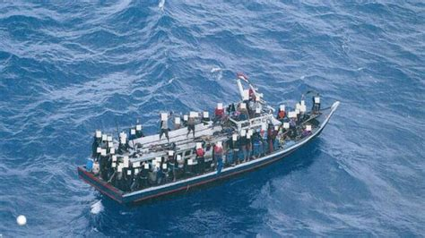 Asylum Boat Capsized by Customs And Border Protection Service Raises Doubt On
