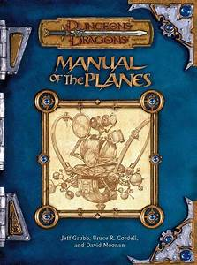 Manual Of The Planes  3e