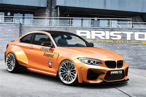 casse spécialiste bmw aristo dynamics previews wide kit for bmw m2