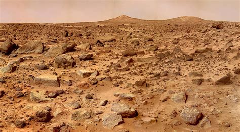 Pictures From Mars Rover Surface