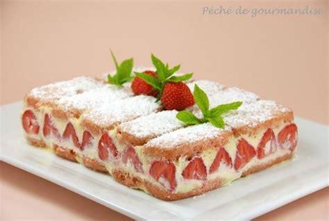 dessert avec biscuit de reims fraisier biscuits roses mascarpone gebak mascarpone ps and biscuit de reims