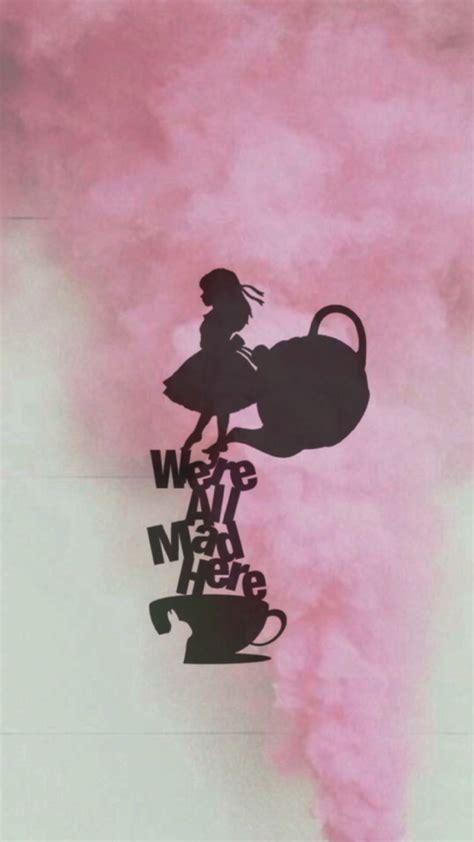 Disney princesses lockscreen wallpaper lockscreens pinterest. quote disney quotes classic wallpaper Alice In Wonderland backgrounds Lewis Carroll background ...