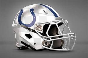 Check Out These New NFL Helmet Designs – the Brofessional