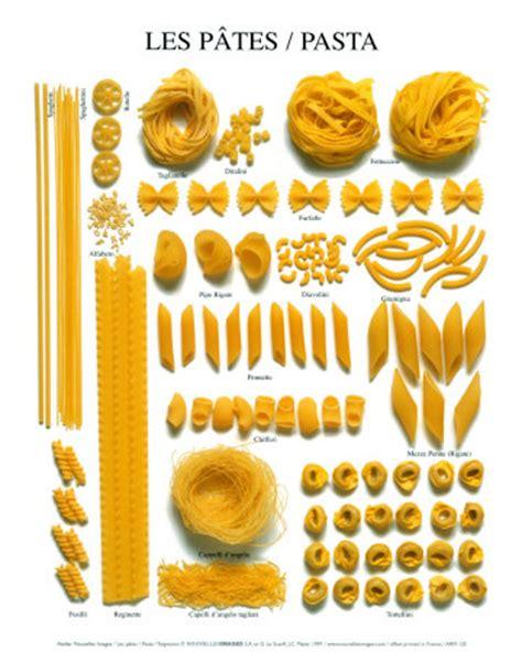 varietes de pates italiennes flavours and aromas pastas