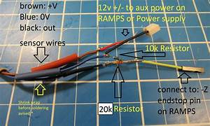 Auto Bed Leveling Circuitry For Pnp As Opposed To Npn