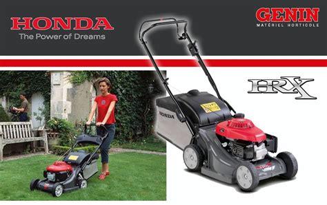 honda hrx 426 mat 233 riel de jardinage achat location et occasion genin
