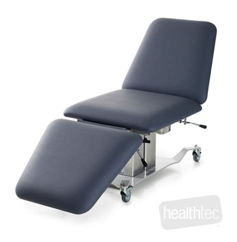 physio chair base healthtec evolution universal examination table 55221