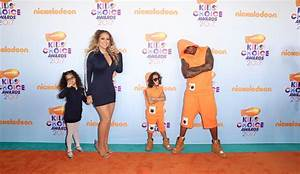 Mariah Carey and Nick Cannon Rocked Matching Outfits With ...