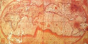 Res Obscura  Early Chinese World Maps